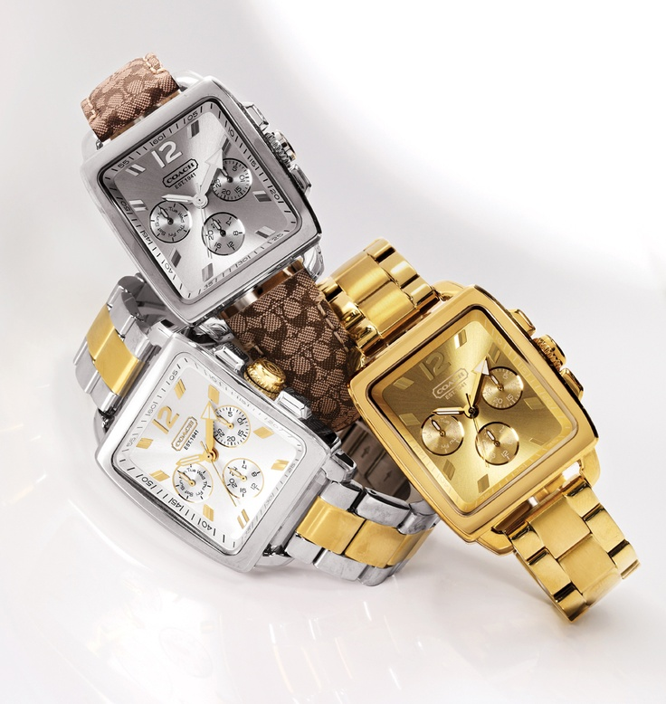 I would definitely check the time often wearing one of these beautiful watches!#macysfallstyle