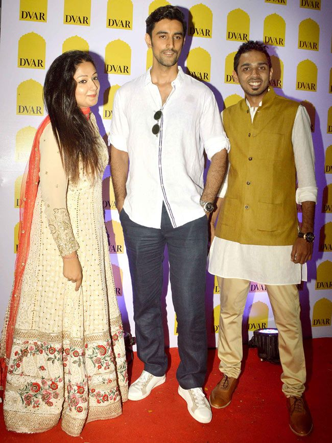 Kunal Kapoor at the launch of a luxury store named Dvar at Juhu. #Style #Bollywood #Fashion #Beauty #Handsome