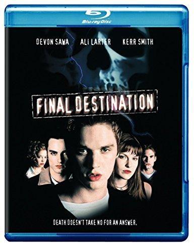 Final Destination (Blu-Ray) Devon Sawa; Ali Larter; Kerr Smith; Barbara Tyson; Kristen Cloke; Amanda Detmer; Chad Donella; Brendan Fehr; Seann William Scott; Tony Todd
