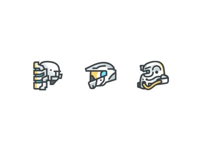 Helmet Series - Video Games
