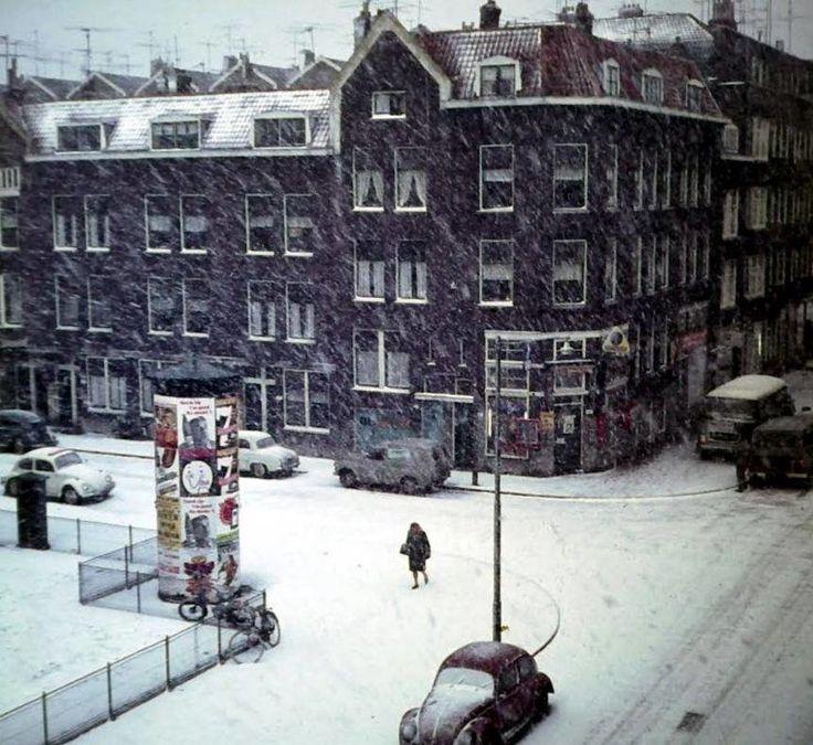 Mathenesserstraat Rotterdam (jaartal: 1970 tot 1980) - Foto's SERC