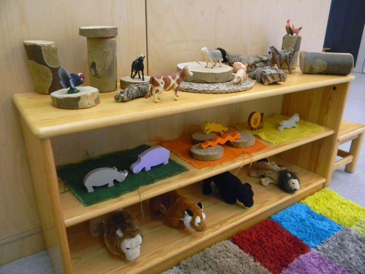 rac aula caminants 1 2 anys moble animals la meva aula pinterest animal and school. Black Bedroom Furniture Sets. Home Design Ideas
