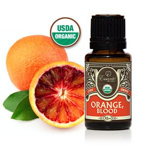 ORGANIC BLOOD ORANGE ESSENTIAL OIL IS BEST USED FOR Aches Anger Anxiety Body heat Bronchial, Gall bladder, Kidney & Digestive support Calmness Cell mutation Congestion Coughs Difficulties associated with drug withdrawal Fear Feelings of happiness Hysteria Immunity Infections -foot, nail, toe, etc. Insects Loose &  tight bowels Lymphatic system Panic Sadness from changes in season Skin conditions-dull or oily skin Sleeplessness Sneezes/ sniffles/ stuffiness Sores Stress Tension Water…