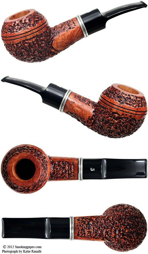 Ser Jacopo Picta Picasso Rusticated Rhodesian (R1) (01) | https://m.smokingpipes.com/pipes/new/ser-jacopo/moreinfo.cfm?product_id=101633
