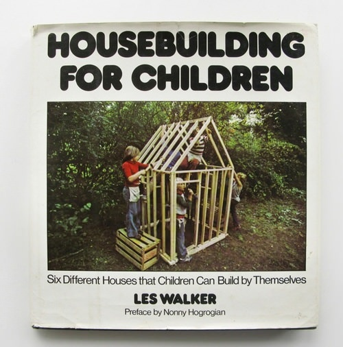 2-pinterest-love: Vintage 1970 S, Kids Playhouses, House Building, Playhouses Building, Houses Kids, 1970S, Children Books, 1970 S Housebuild, Wari Meyer