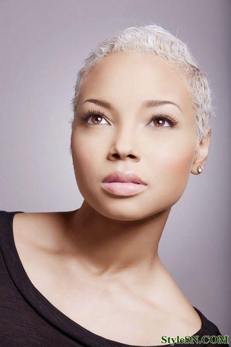 cute short hairstyles for black women | StyleSN