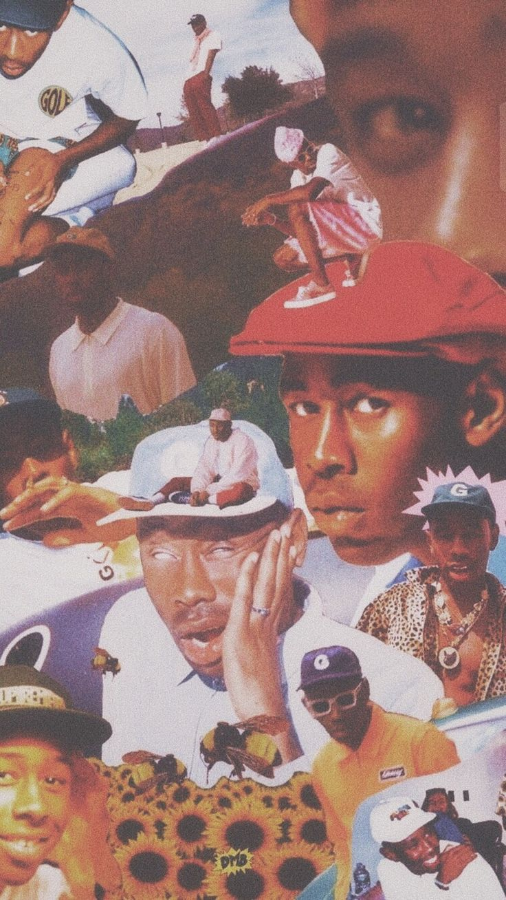 flower boy 🌻 Tyler the creator wallpaper, Iphone