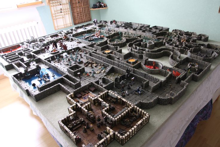 Dungeons and Dragons 3D Tiles - Bing Images