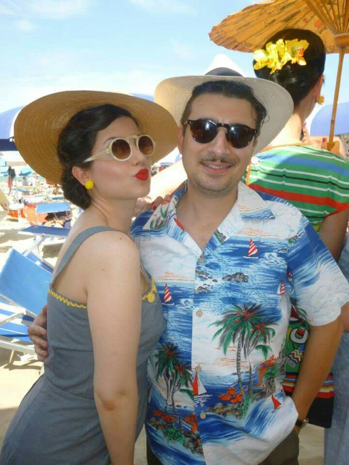 Senigallia beach during Summer Jamboree!
