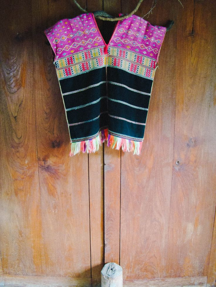 A very unusual beautiful old tribal traditional  from north of Thailand Great piece for bohemian costume or as a wonderful ethnic home decor by Rewildstudio on Etsy