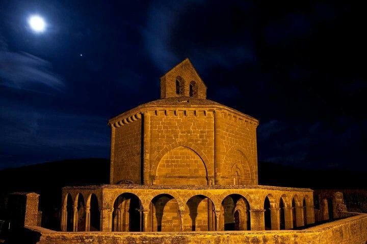 Eunate, Navarra