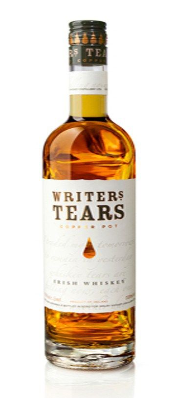 10% OFF for 6 or more bottles – automatically deducted at CHECKOUT   Country of Origin: Ireland The name Writers Tears came about when prior to the Irish War of Independence and Irish Civil War, when pot still whiskies were the norm, writers drank whisky to help with writer's block.