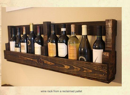 Pallet basement bar   Craft Project Ideas / more pallets.....basement bar