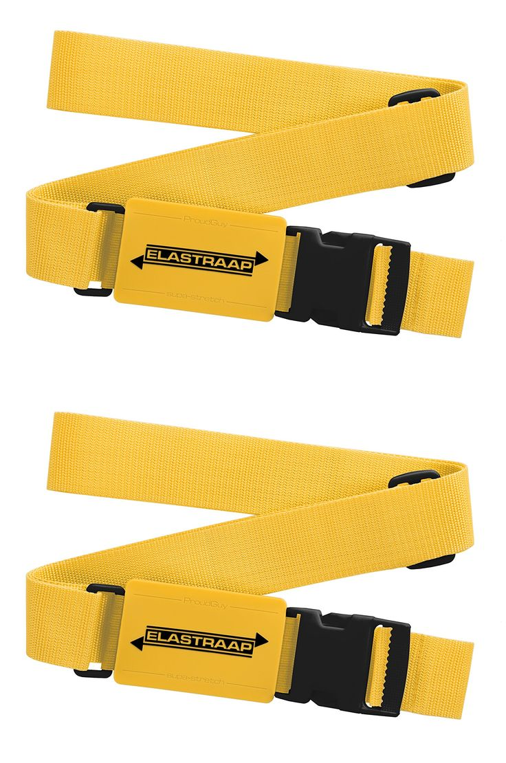 Luggage Strap ELASTRAAP Superior Strength NON-SLIP Available in 8 Color Options