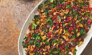 Yotam Ottolenghi's recipes to mark the #CookForSyria campaign | Life and style | The Guardian