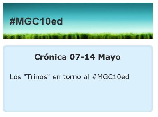 """Los """"Trinos"""" del 7 al 14 de mayo"""