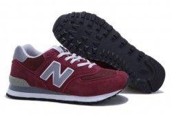New Balance 574 gamuza la borgo a Gris hombres zapatillas Outlet Store en l nea