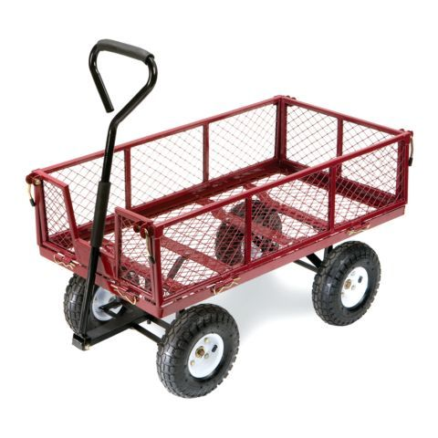 GroundWork Garden Utility Cart, 800 Lb. Capacity   Tractor Supply Online  Store #FathersDay