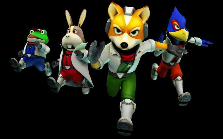 Star Fox 64 3DS wallpaper by nickanater1.deviantart.com on @deviantART