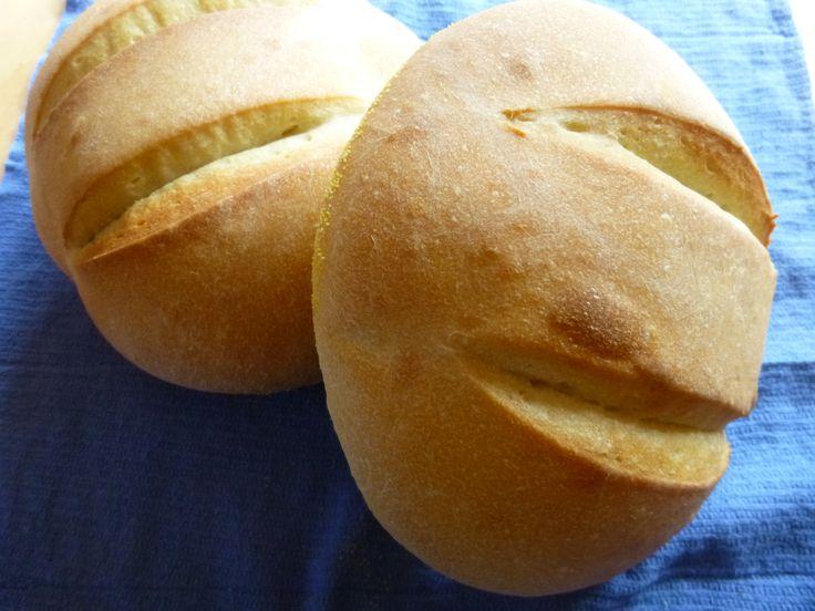 Home-Baked Sourdough Boules