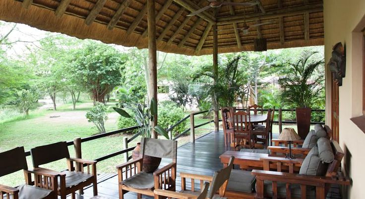 Enjoy the views at the dams from your veranda while the kids can play outside or fish in the dams. #SefapaneMagic