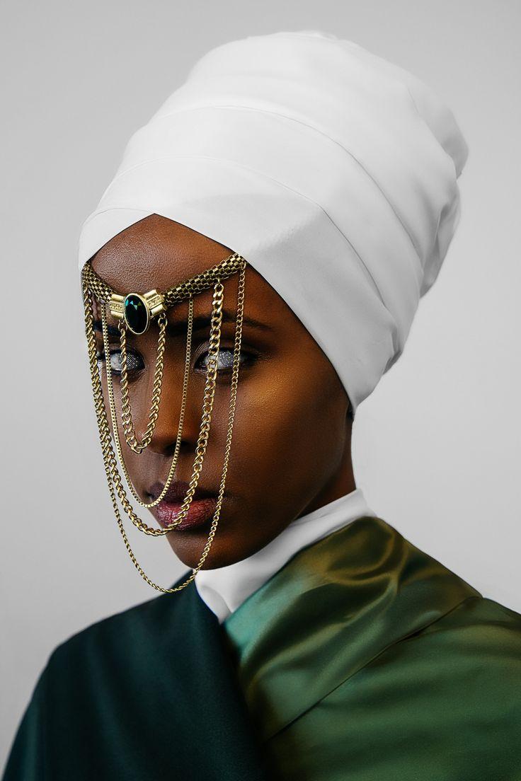 ORIGINS: Spirit of Eve Art Direction & Photography: Bobby Rogers Model: Amal Abdinur Instagram l Tumblr l Twitter