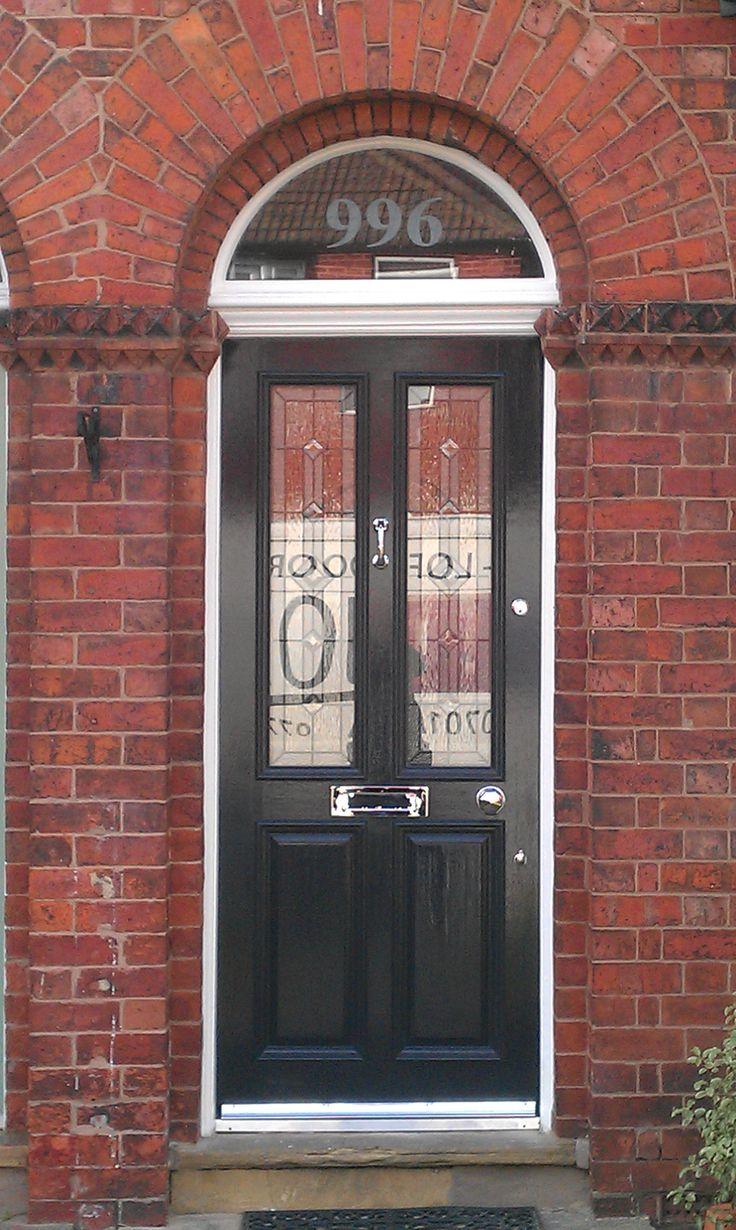The Grand Victorian Door Company - Bespoke wooden front doors | Fullscreen Page