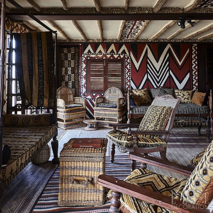 103 Best Images About Africa Inspired Home Interior: 75 Best Tribal Chic Images On Pinterest
