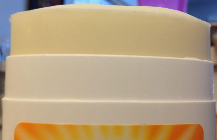 How To Make the Best Homemade Aluminum Free Deodorant-Antiperspirant: Easy Recipe!