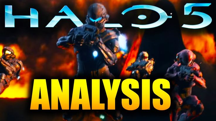Halo 5: Guardians Cinematic - Dr. Halsey, Artemis, NEW Wraiths, Weapons