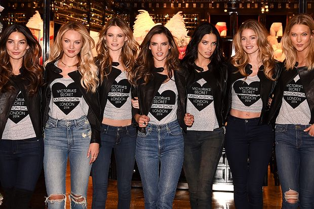 Los ángeles de Victoria's Secret invaden Londres: http://www.gq.com.mx/mujeres/articulos/desfile-victorias-secret-fashion-show-2014-en-londres-inglaterra/3351