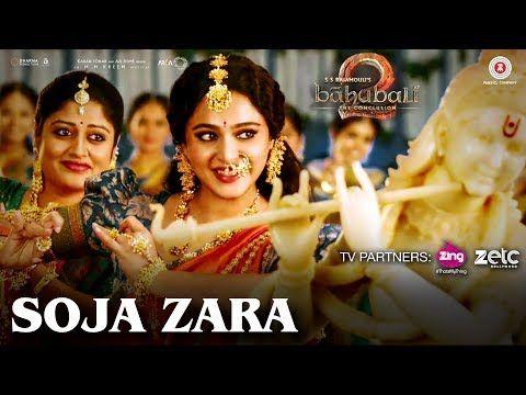 C 4 u -Soja Zara | Baahubali 2 The Conclusion | Anushka Shetty & Prabhas & Satyaraj | Madhushree |M.M.Kreem - YouTube