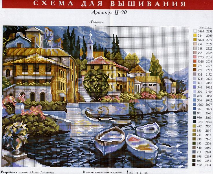 Cross Stitch *<3* Around the World