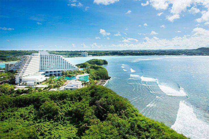 The best surf spots on Guam