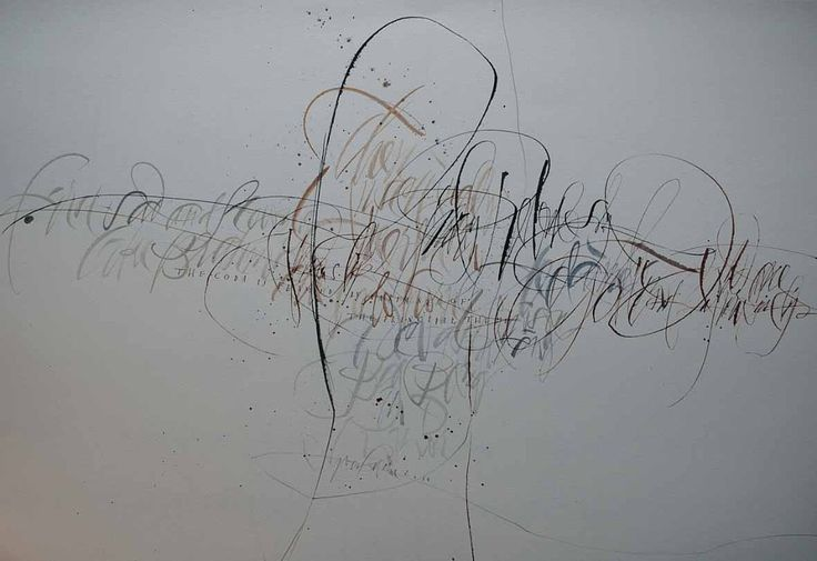 1000 Images About Calligraphy And Word Art On Pinterest
