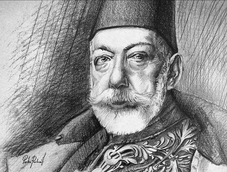 """Portre Portrait""  #artwork #fineart #draw #drawing #portrait #portraitart #portre #artdrawing #artofdrawing #charcoal #charcoalart #sketch #karakalem #sketchbook #ottoman #osmanlı #padişah"