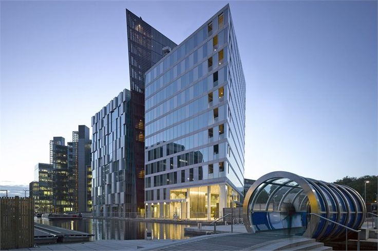5 Merchant Square in London by Mossessian & Partners