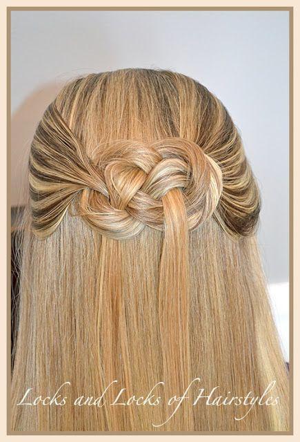 Coiffures uniques: comment nouer un noeud de bretzel dans vos cheveux