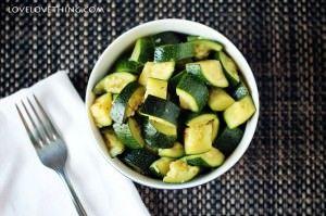 Simple Zucchini Recipe