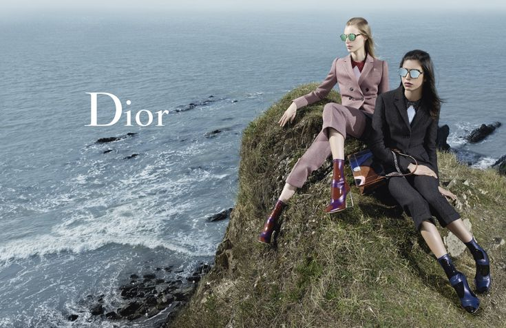Dior Launches Fall 2015 Ad Campaign Shot By Willy Vanderperre