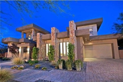 Celeb Home of Carlos Santana - Las Vegas, NV