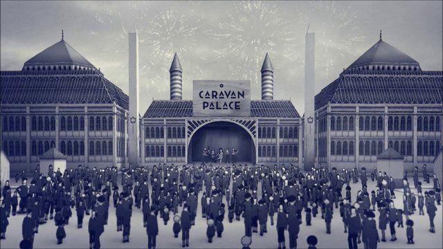 Caravan Palace: Rock it for me