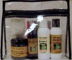3. Jamaican Black Castor Oil Set