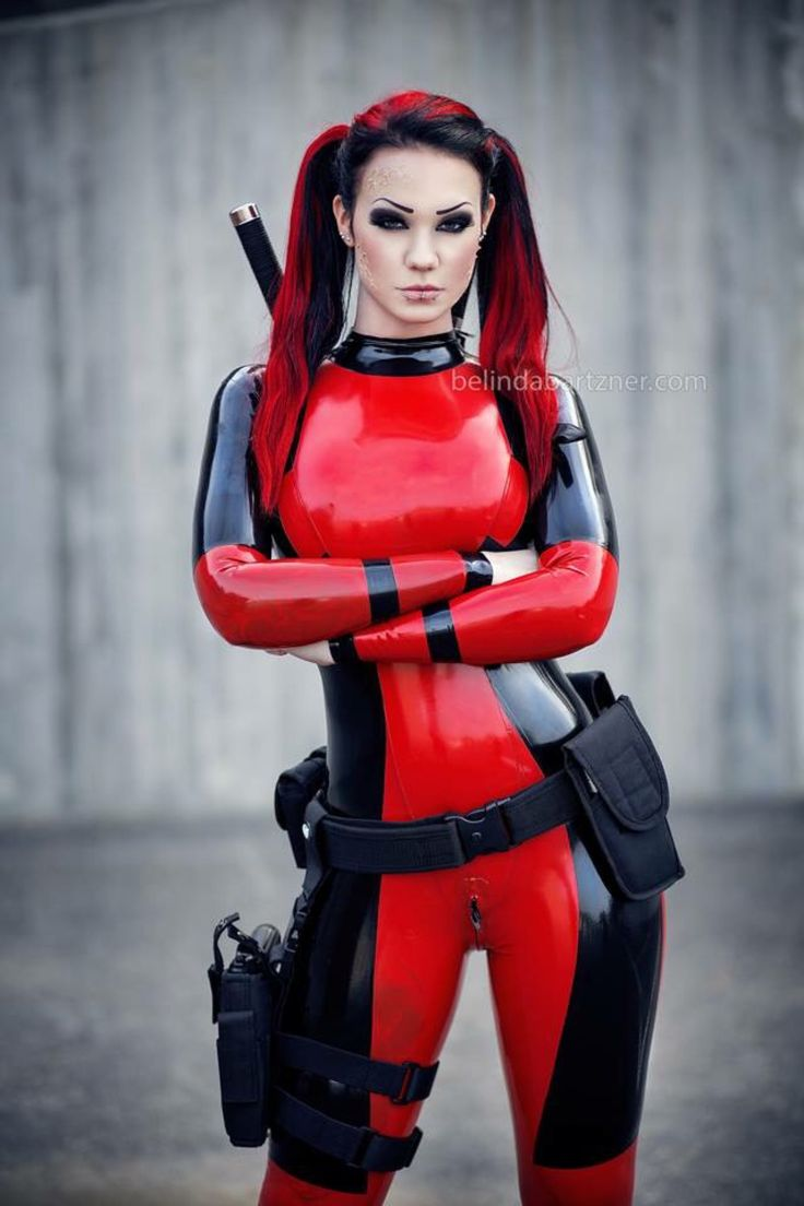 How to Make a Latex Suit