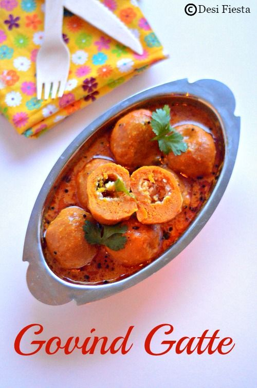 82 best rajasthani veg food images on pinterest indian food rajasthani govind gatte forumfinder Images