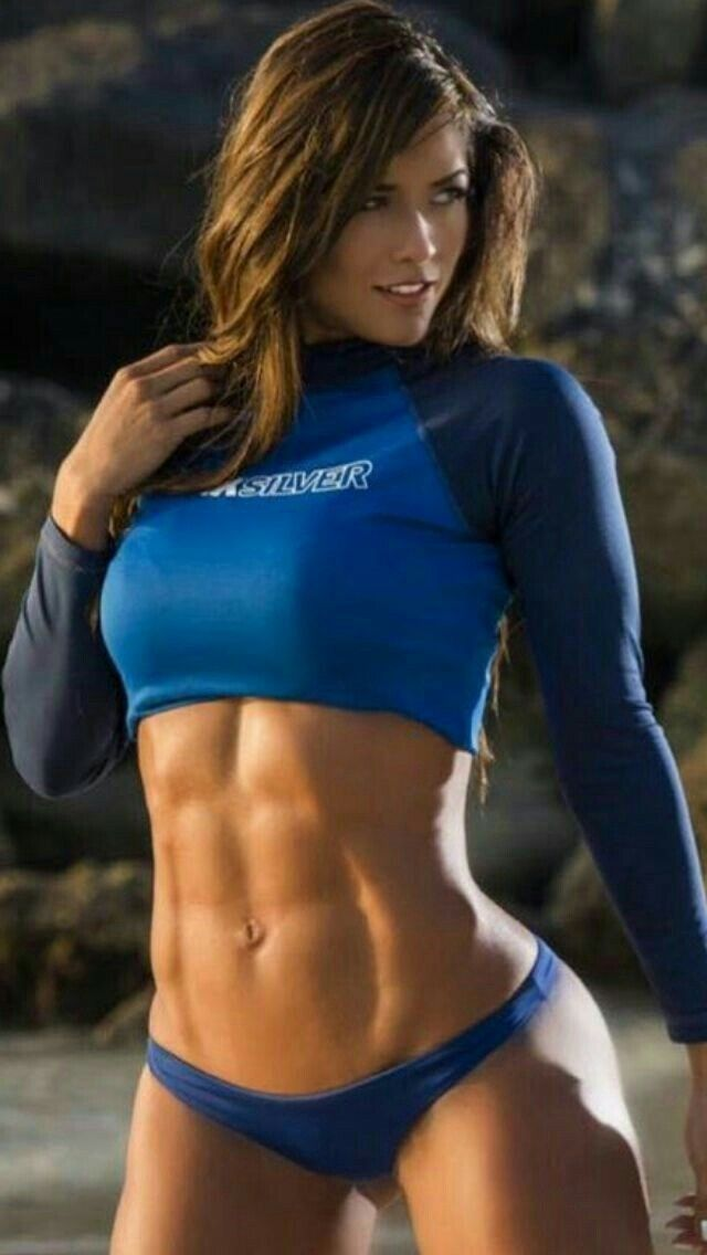 Strong sexy
