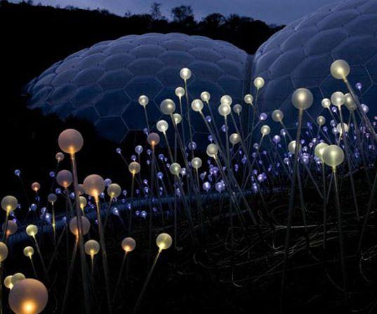 Bruce Munro's Brilliant Fiber Optic Fields of Light | Inhabitat - Sustainable Design Innovation, Eco Architecture, Green Building