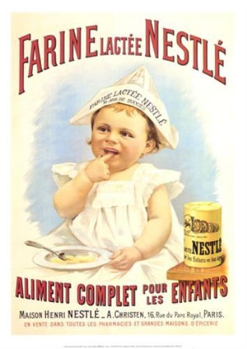 Publicité ancienne