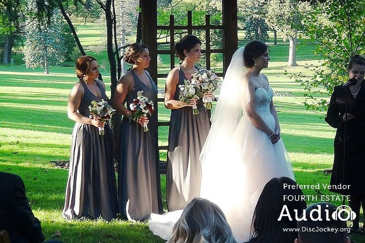 Caitlin's bridesmaids. http://www.discjockey.org/real-chicago-wedding-oct-8-2016/