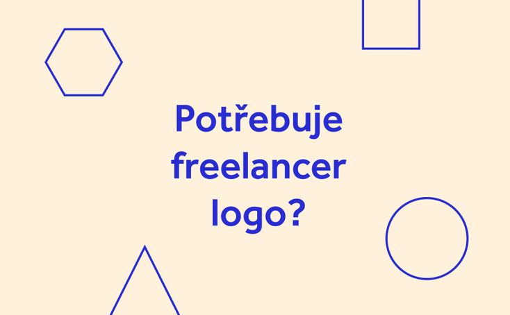 Potřebuje freelancer logo?